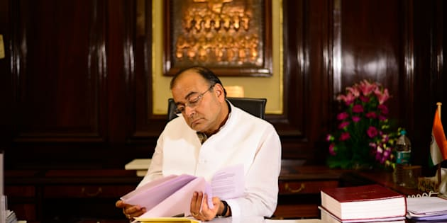 A file photo of Arun Jaitley, Finance Minister of India.