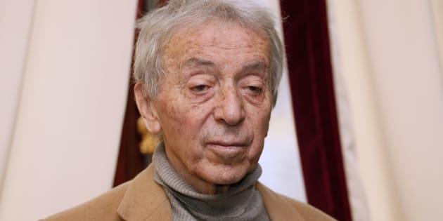 Pierre Bouteiller, le 17 décembre 2013, à Paris.