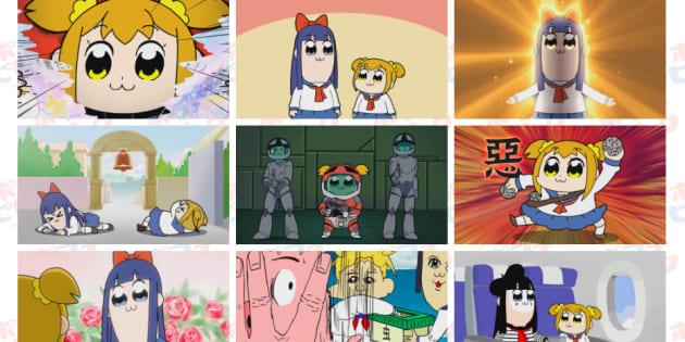 ポプテピピック第1話、衝撃の内容に「紛うことなきクソアニメ(褒めてる」の声続々【UPDATE】