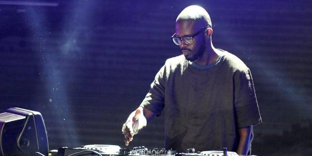 DJ Black Coffee during the Idols SA season 12 in November 2016 in Pretoria.