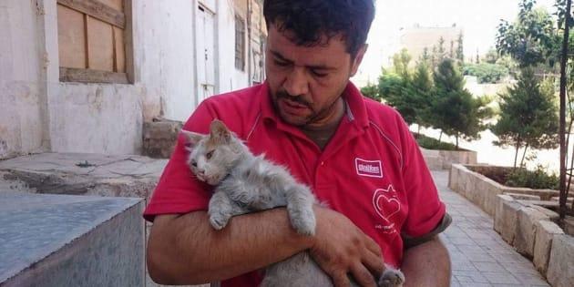 Mohammad Alaa Jaleel a été proposé comme candidat au prix Nobel de la paix.