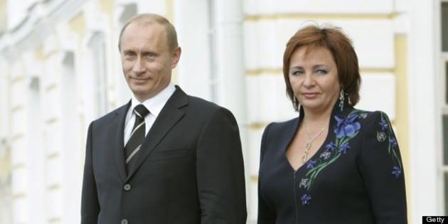 russie vladimir poutine et son pouse lioudmila annoncent leur divorce huffpost qu bec. Black Bedroom Furniture Sets. Home Design Ideas