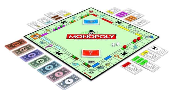 Monopoli deputati del pd scrivono all 39 ambasciatore usa il nuovo gioco un inno alla finanza - Monopoli gioco da tavolo ...