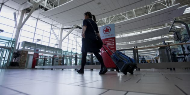 air canada flight attendants voted second rudest in. Black Bedroom Furniture Sets. Home Design Ideas