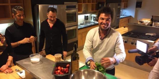 Cuisinez comme un chef une soir e vip avec louis fran ois marcotte huffpost qu bec - France 2 cuisinez comme un chef ...