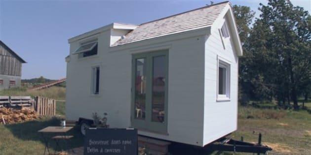 les grands d fis d 39 une mini maison. Black Bedroom Furniture Sets. Home Design Ideas