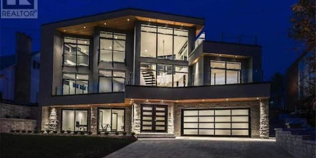 Canada 39 s most expensive homes october 2015 for Home builders in canada