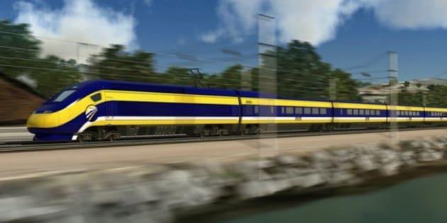 via rail ceo argues against high speed rail wants. Black Bedroom Furniture Sets. Home Design Ideas