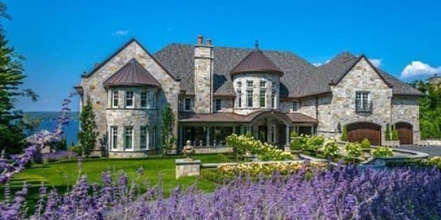 Quebec 39 s most expensive house ever sold through mls for Expensive homes for sale in the world