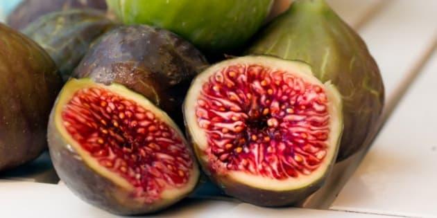 Savez vous vraiment ce qu 39 il y a dans une figue - Quand cueillir les figues ...