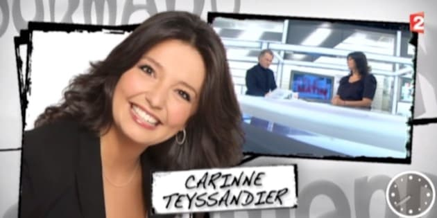 Carinne teyssandier de t l matin condamn e 6 mois de - Recette de cuisine tele matin france2 ...
