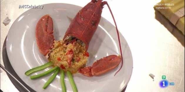 No repitas los desastres de 39 masterchef celebrity 39 las - Los mejores cursos de cocina en madrid ...