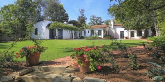 la maison de marilyn monroe a t vendue pour 7 25 millions photos huffpost qu bec. Black Bedroom Furniture Sets. Home Design Ideas