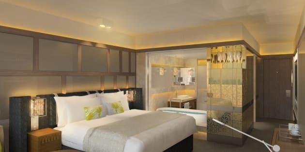 Top 5 des h tels avec des services insolites for Site de comparateur hotel