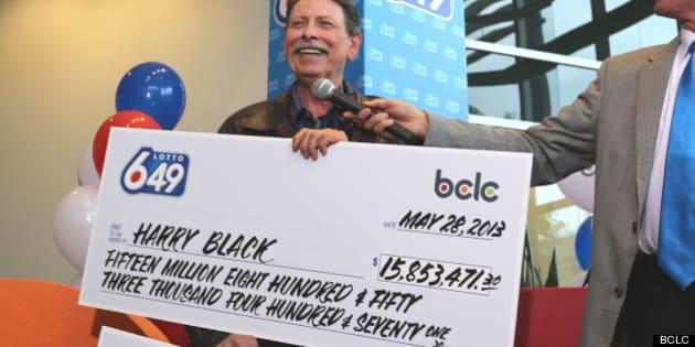 Alberta Lottery Numbers