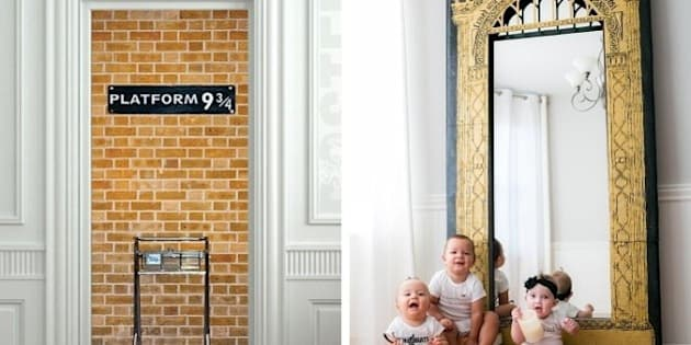 'Harry Potter' Room Decor: 19 Ideas To Make Your Kids ...