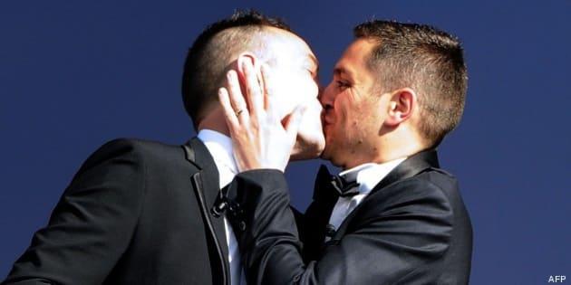 Primer matrimonio homosexual en la historia