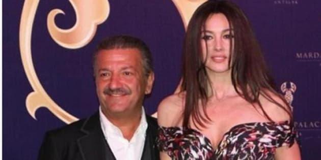 Monica bellucci dating