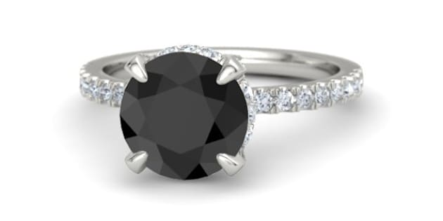 c6f0f6d27 [+] Black Diamond Engagement Rings Tiffany | 7 Things You Won't Miss Out If  You Attend Black Diamond Engagement Rings Tiffany?