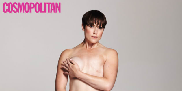 nude workout girl Cosmopolitan