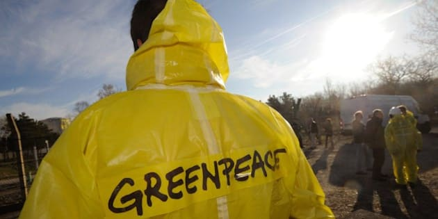 Greenpeace xmas gifts for her