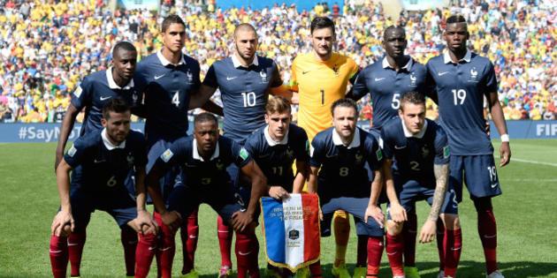 Coupe du monde 2014 malgr l 39 limination face l - Equipe de france 1982 coupe du monde ...