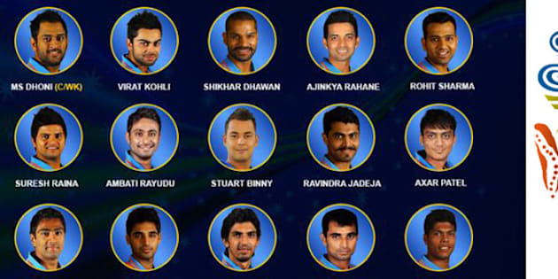 India Names Cricket Wo...