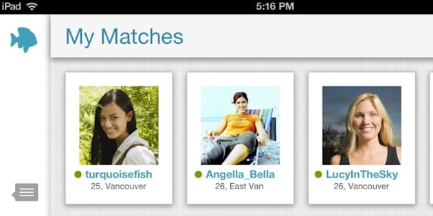 Lotta fish dating service