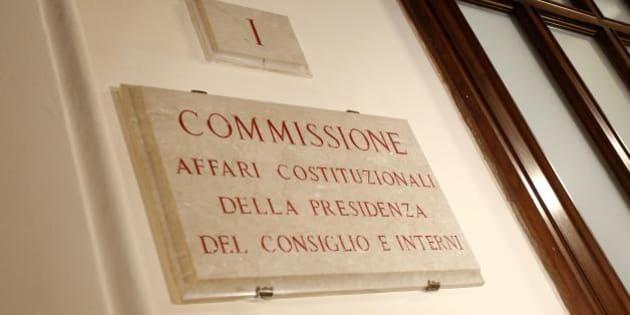 Risultati immagini per I Commissione Affari Costituzionali