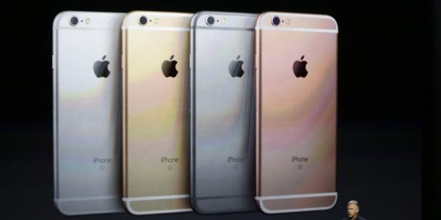 prix de l iphone 6 s