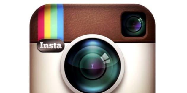 logo instagram ancien