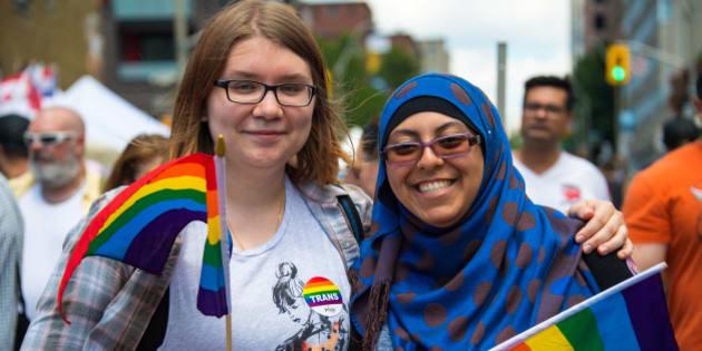 Gay community canada