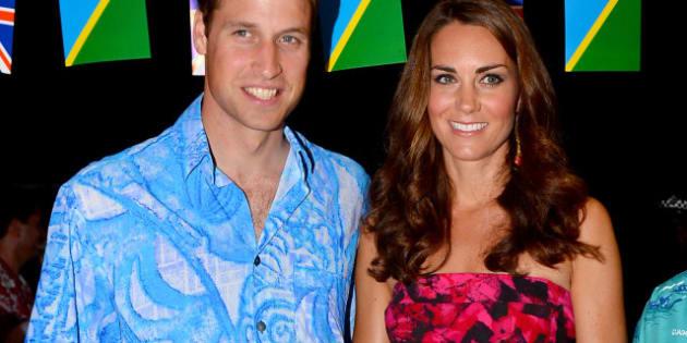 Robe Le De Aux Kate Middleton William Et Princesse Prince La ZwYwOEq