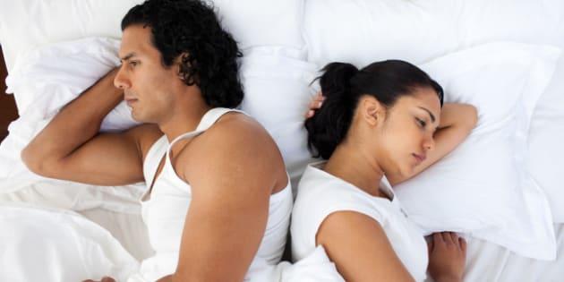 Sex causing fatigue