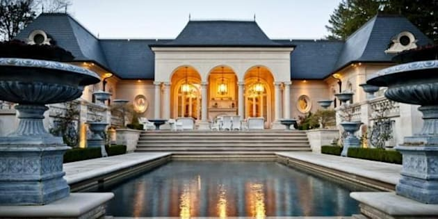 The 11 most expensive houses for sale in toronto for Most expensive mansion in the world for sale