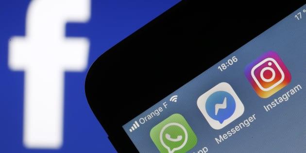 Facebook et Instagram ont été victimes d'une panne majeure.