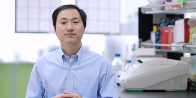 He Jiankui, un professeur d'université à Shenzhen, dans le sud de la Chine, a annoncé la nouvelle via une vidéo diffusée sur YouTube.