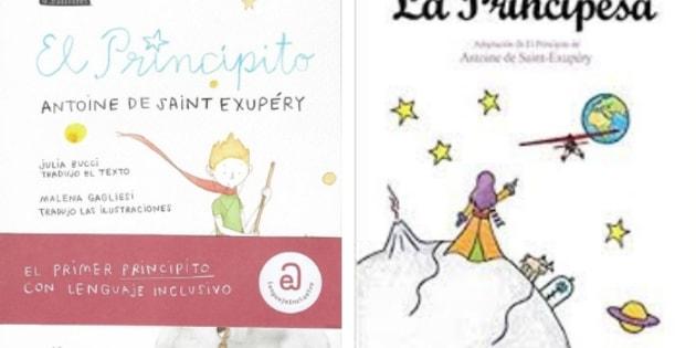 Cubiertas de las editoriales Ethos / Espejos Literarios
