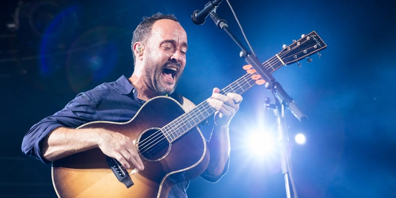 Concert for Charlottesville: Oath partners with Dave Matthews Band for an evening of unity and music