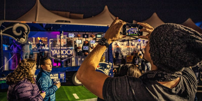 Get in the game with Yahoo Sports premium partnerships