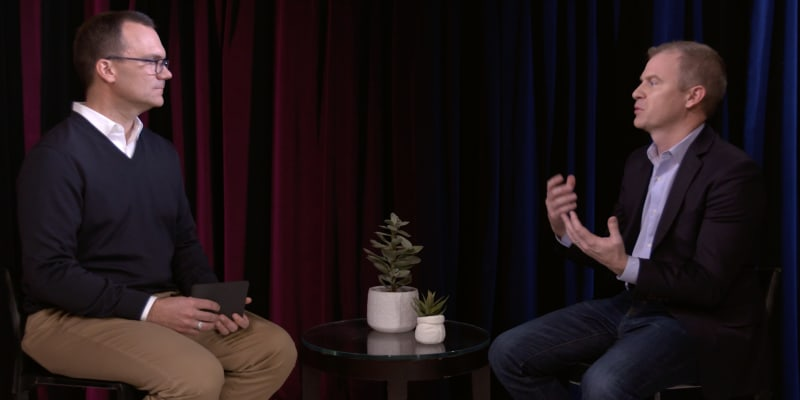 Fireside Chat with Matt Barnes, Disney
