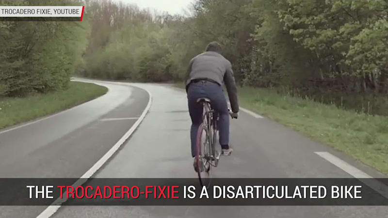 Most Hipster Bike Ever? | Autoblog Mintue