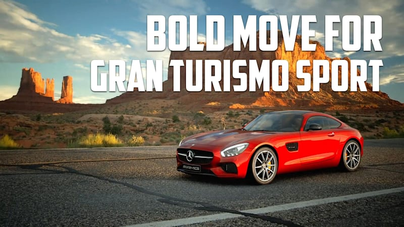Microtransaction free Gran Turismo Sport | Autoblog Minute