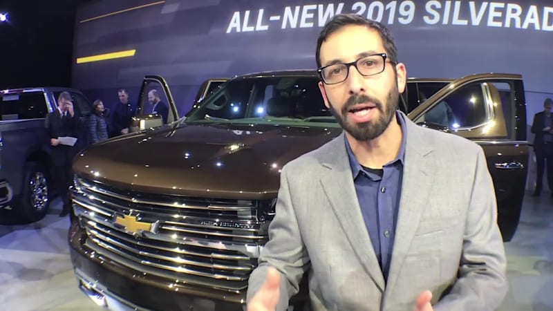 2019 Chevy Silverado 1500 engine specs | Autoblog Short Cuts