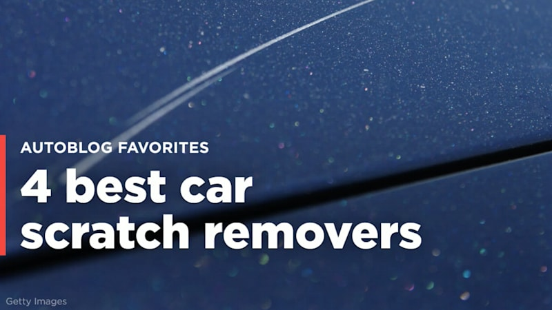 4 great scratch removers