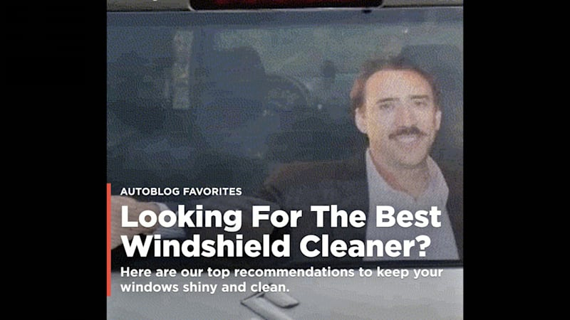 5 great windshield cleaners