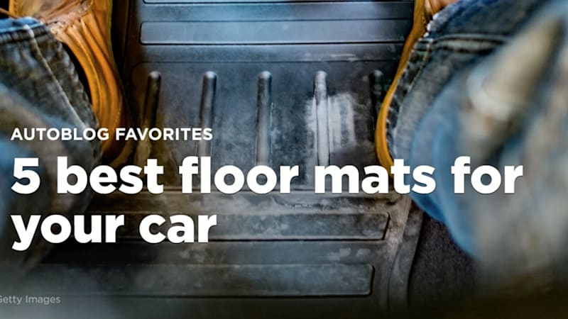 5 great floor mats for your car