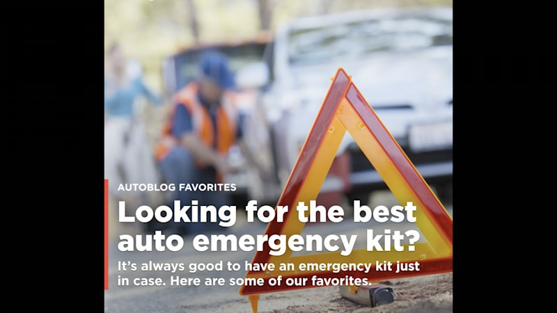 Looking for the best auto emergency kit?