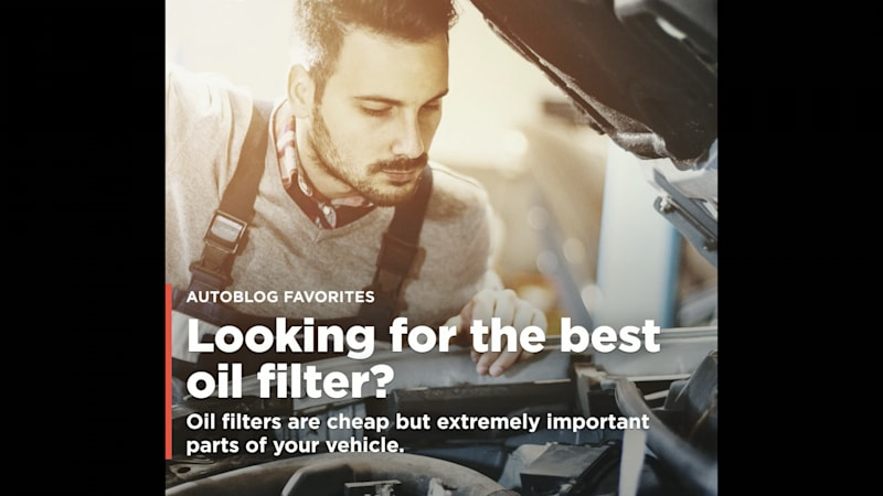Looking for the best oil filter? - Autoblog