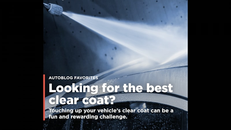 Looking for the best automotive clear coat?